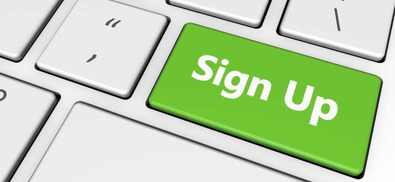 ヤフオクの新規登録方法について